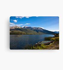 Jasper National Park Canvas Print