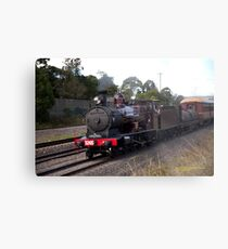 Steam Loco 3265 -Maitland NSW Australia Metal Print