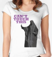 Can't Touch This Women's Fitted Scoop T-Shirt