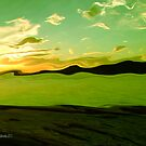 Green river by Annabellerockz