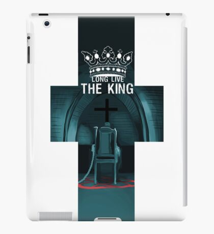 Long live the KING iPad Case/Skin