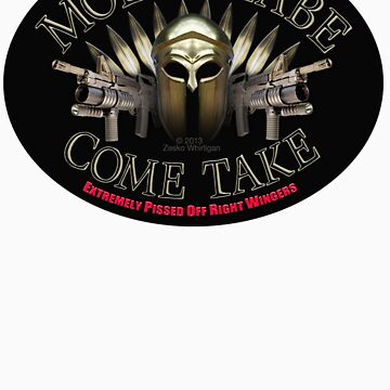 Molon Labe Come Take EPORW by Zesko