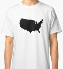 Northern United States Classic T-Shirt