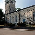 Tower of the Ekenäs Church by homesick