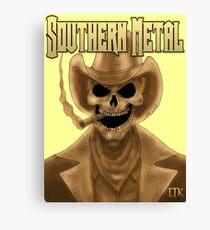 Southern Metal Canvas Print