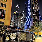 Bentley Mulsanne by Graham Taylor