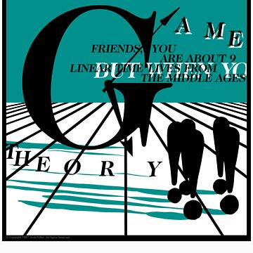Game Theory - 2 Steps to the Middle Ages Tour  by GameTheory