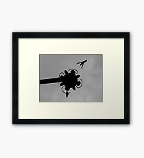 Hummingbirds #1 Framed Print