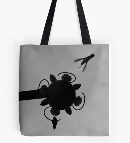 Hummingbirds #1 Tote Bag