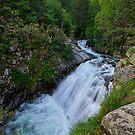 Popinolajki waterfall, Bulgaria by Ivo Velinov