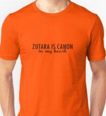Zutara is canon. T-Shirt