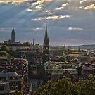 Gothenburg Cathedral by Madsen1981