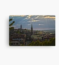 Gothenburg Cathedral Canvas Print