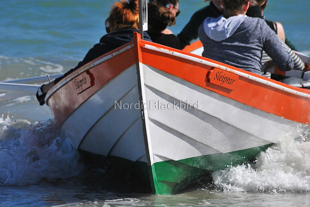 regatta day by NordicBlackbird