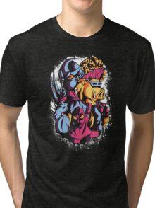 The Mean Team Tri-blend T-Shirt