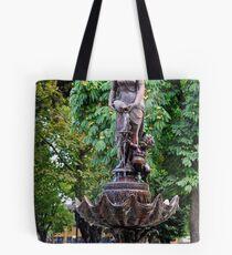 Fuente de Linares........Chile. Tote Bag