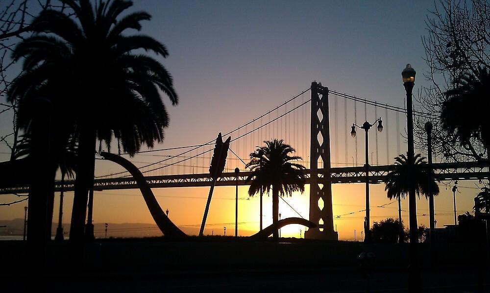 0600 Bay Bridge San Francisco by FindingSF