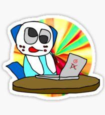 Procrastination! Sticker