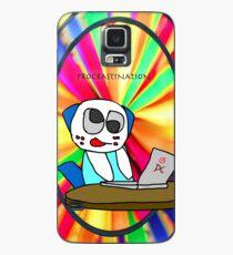 Procrastination! Case/Skin for Samsung Galaxy
