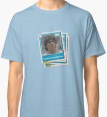 Maradona Stickers Classic T-Shirt
