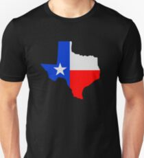 State of Texas Lone Star  Unisex T-Shirt