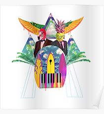 Miami Summer Poster