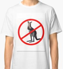 NO DRINKING Classic T-Shirt