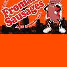 Froman Sausages by clockworkmonkey