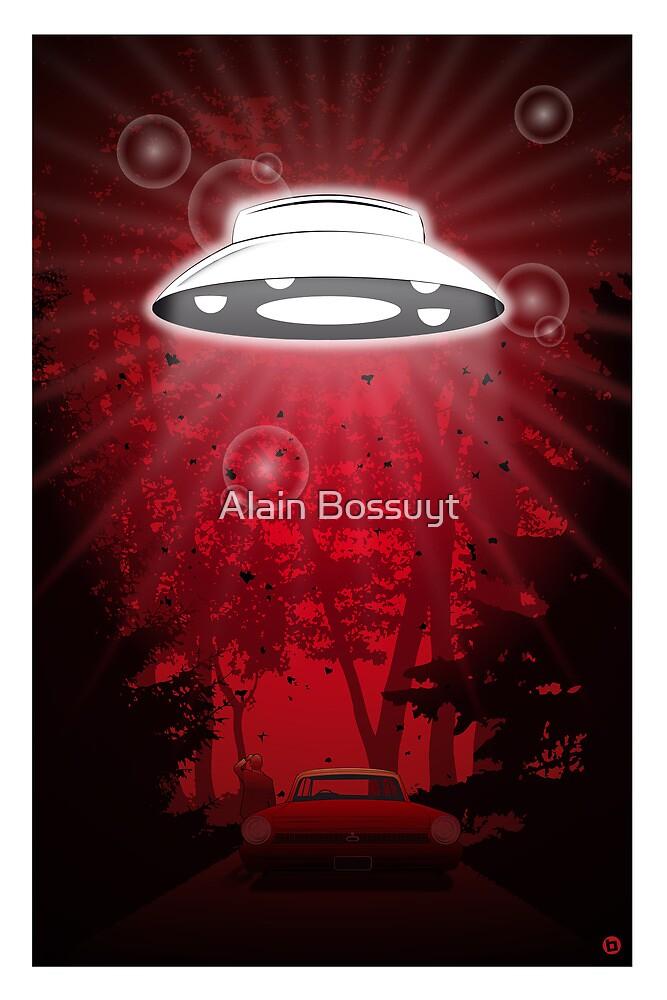 THE NIGHTMARE HAS ALREADY BEGUN by Alain Bossuyt