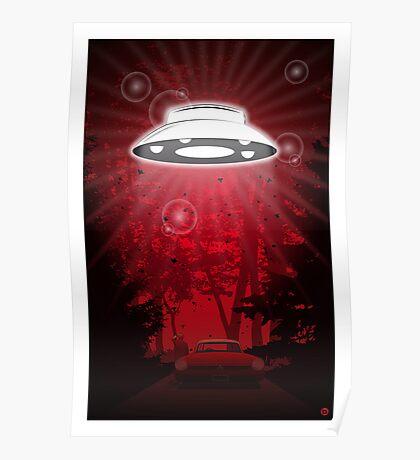 THE NIGHTMARE HAS ALREADY BEGUN Poster