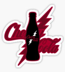 Cherry Cola Sticker