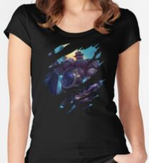 Braum Women's Fitted Scoop T-Shirt