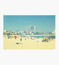 Coastal Living Photographic Print