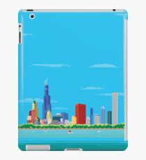 Chicago Pixel Skyline iPad Case/Skin