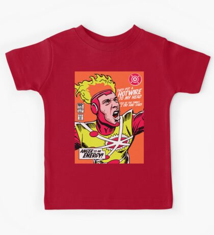 Post-Punk Heroes | Fire Kids Clothes