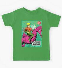 Post-Punk Heroes | Aqua Kids Tee