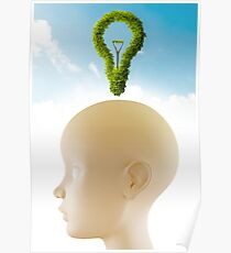 Green Idea Poster