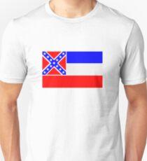 Mississippi Flag Unisex T-Shirt