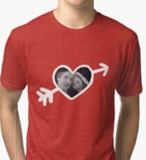 Mr. and Mrs. Pond Tri-blend T-Shirt