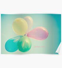 Balloon Love  Poster