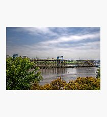Dunston Staithes Photographic Print