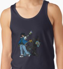 Metal Gear Pokemon Tank Top
