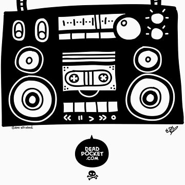 Boomboombox by willwood