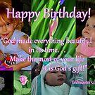 Happy Birthday! by Paula Tohline  Calhoun