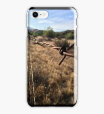 The Barbwire iPhone Case/Skin