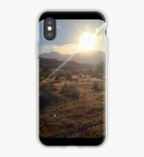 The Ball of Fire iPhone Case