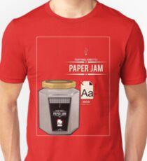 Homestyle Paper Jam Unisex T-Shirt