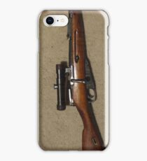 Mosin Nagant iPhone Case/Skin