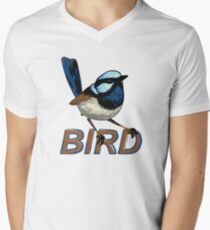 BIRD - Fairy Wren (Male) T-Shirt