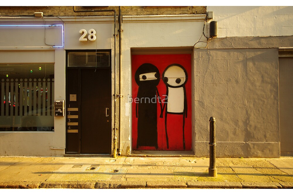 I'm not making a point about people, I'm making a point about doors by berndt2